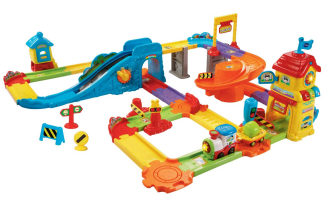 Best Train Sets for Toddlers (From Ages 1, 2 and 3) - KidsNewHub